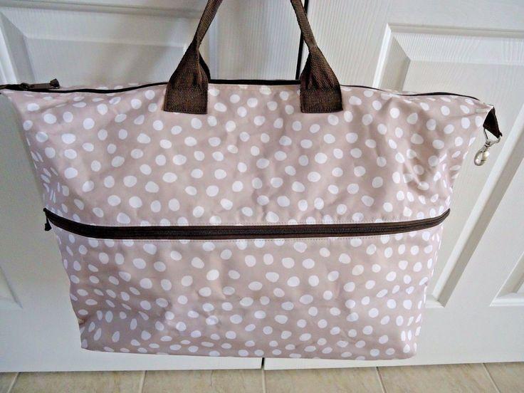 Тридцать один расширять расширитель серый день сумка Лотза точек | eBay