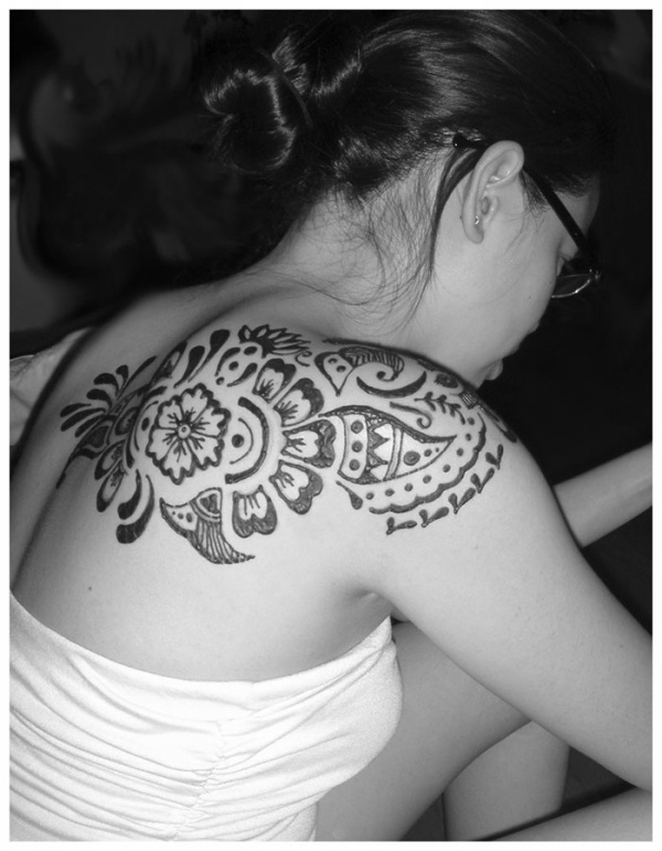 Henna Shoulder Tattoo Designs: 207 Best ☆ Tattoo Heaven ☆ Images On Pinterest