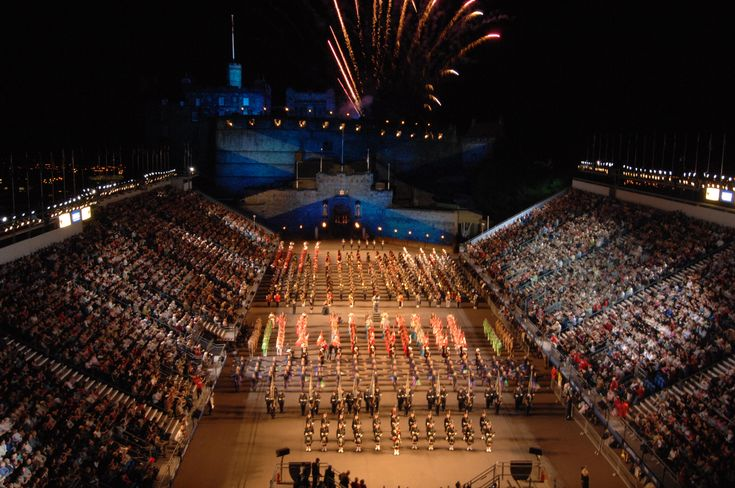What is the Edinburgh Tattoo?  Find out here!