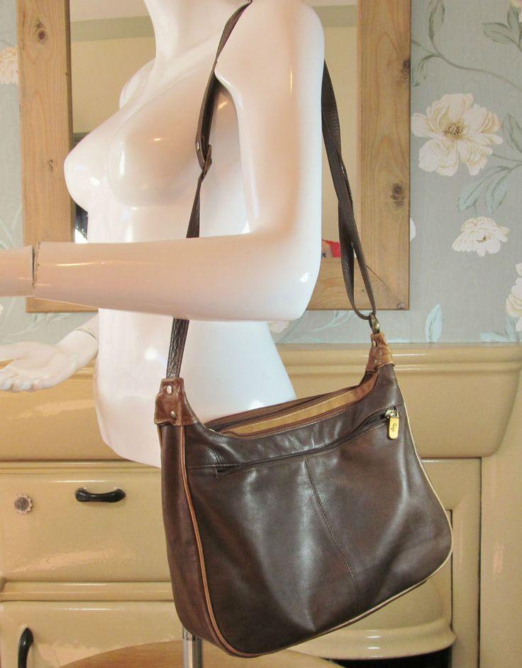 Gigi Brown Shoulder Bag 121