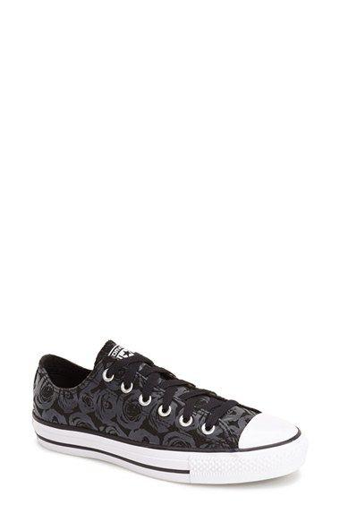 converse rose sneakers