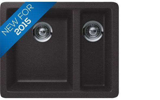 Bluci RUBUS 80 Stainless Steel 1.0 Bowl Sink