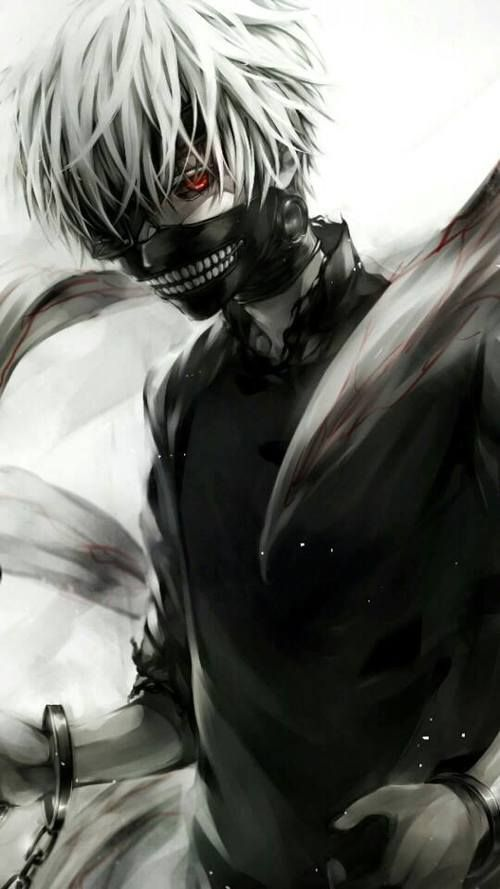 Image de anime and tokyo ghoul