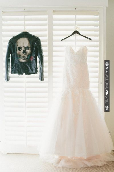 How rock n roll is this?!  Photography by  Event + Floral Design + Coordination by | CHECK OUT MORE IDEAS AT WEDDINGPINS.NET | #weddings #uniqueweddingideas #unique