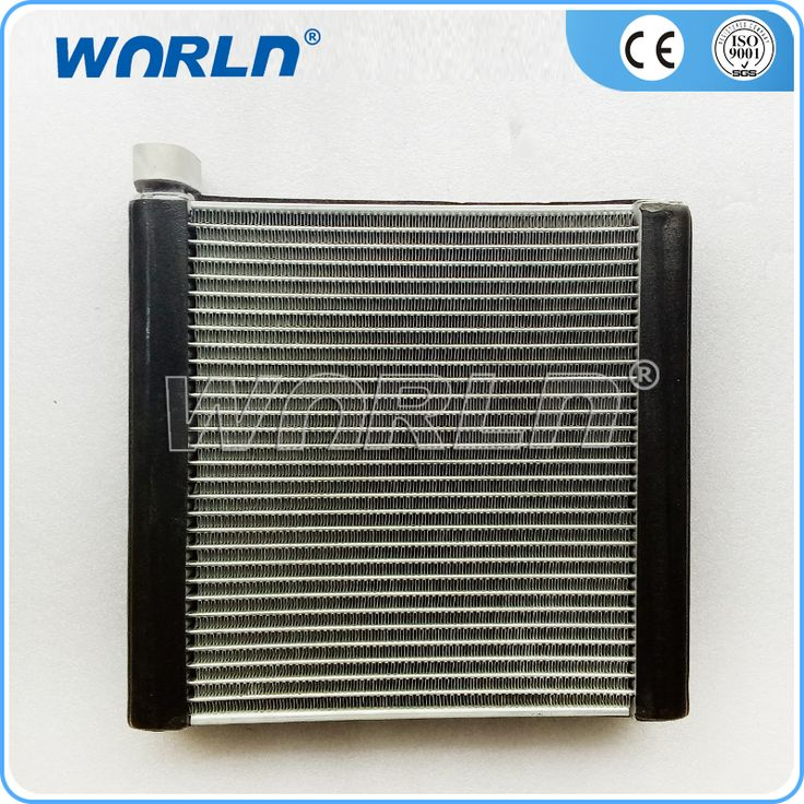 Auto air conditioning evaporator Cooling Coil for NISSAN