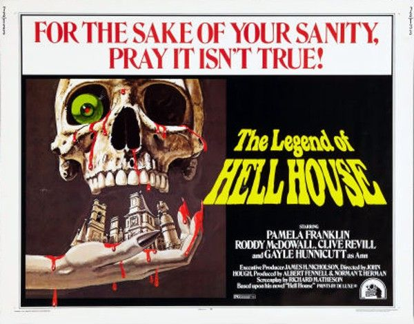 The Legend of Hell House was released in 1973.