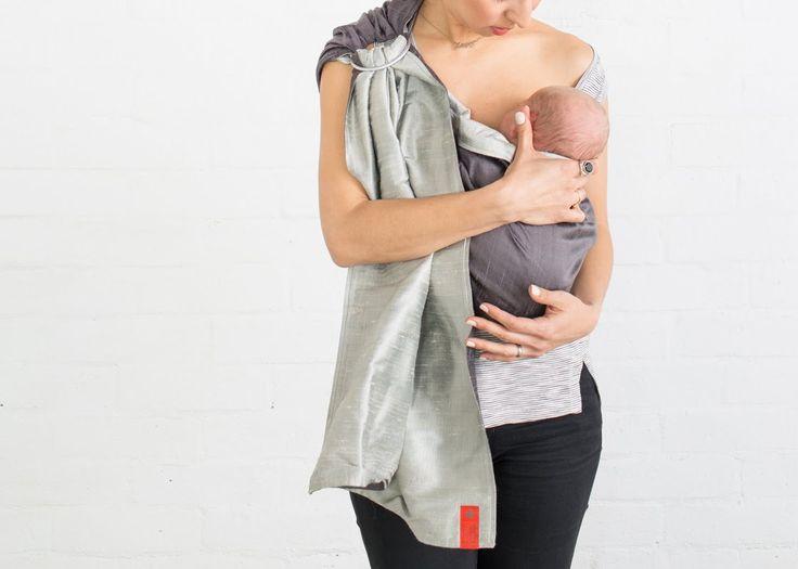 Breastfeeding In Your Ring Sling | SAKURA BLOOM