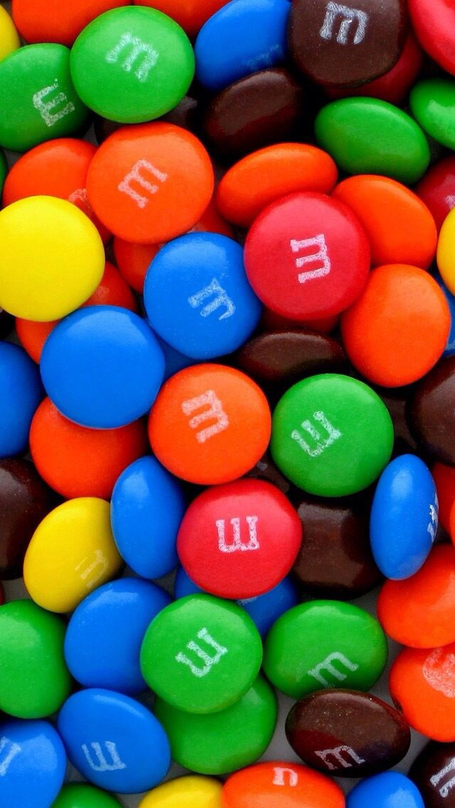 M&M wallpaper