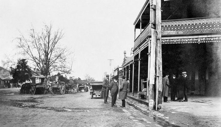 Main Street Dandenong 1913