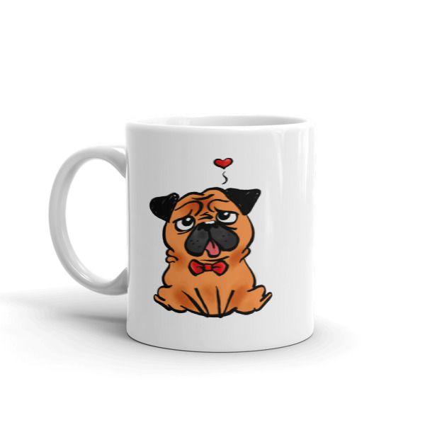Mugs Archives - Cutie Pug