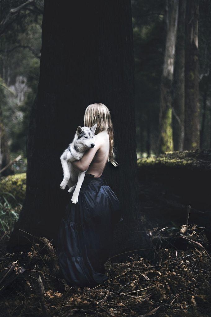 Бегущая с волками | Dailylife.SU