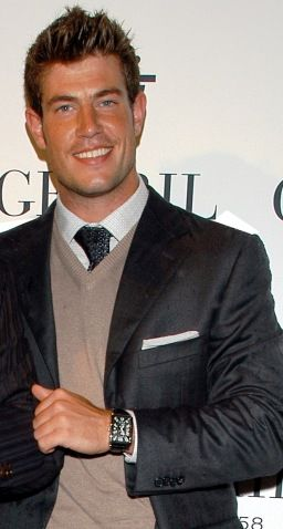 Jesse Palmer Sporting a Gevril Avenue of Americas Watch