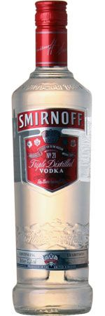 SMIRNOFF Red Label Vodka 70cl The worlds most popular vodka, produced since the 1860s. http://www.MightGet.com/january-2017-12/smirnoff-red-label-vodka-70cl.asp