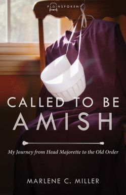 What's it like to be one of the few outsiders to leave the Englisch way of life and join the Old-Order Amish—and stay? In Called to Be Amish, this rare memoir by Marlene C. Miller, she recounts her unhappy and abusive childhood, how she throws herself into cheerleading and marching band, and how she falls in love with Johnny, the gentle young Amish man who helps her lace her ice skates.