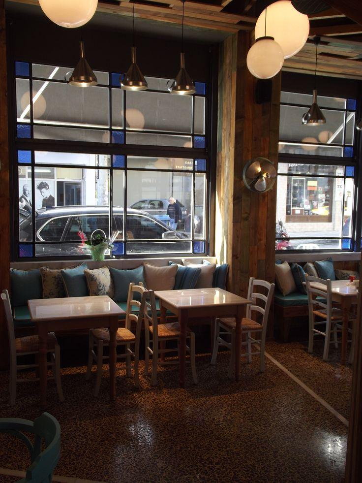 """STASOU MYGDALA"" Greek cafe-bar-restaurant,in VEROIA-GREECE"
