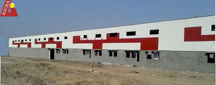 Are you looking for Pre-engineered steel building manufacturing companies in India? Richa Industries Limited is a leading construction & engineering company which  provides best solutions to your pre-engineered building requirements. Richa provides green buildings which are designed meticulously as per the seismic zone of the  area.  Richa is a recognized name among all top construction companies in India.