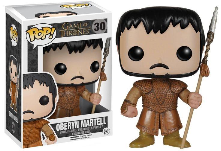 Funko POP Game of Thrones Figure: Oberyn