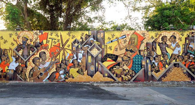The Wynwood Walls - Stelios Faitakis, Urban Art, Street and Graffiti Art, Miami, Athens, Greece