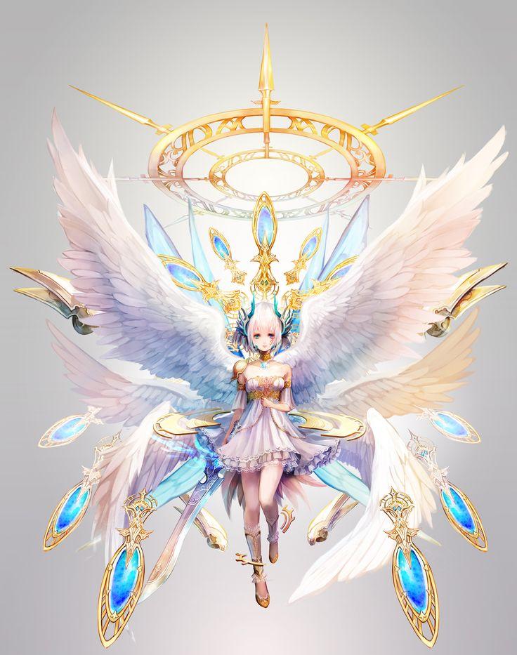 Seraphim......wwwwwwwwwwoooooooooooooowwww.....the wings