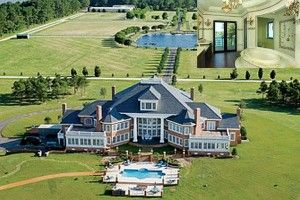 Best mansions in america top 10 most expensive houses in for Top houses in the world