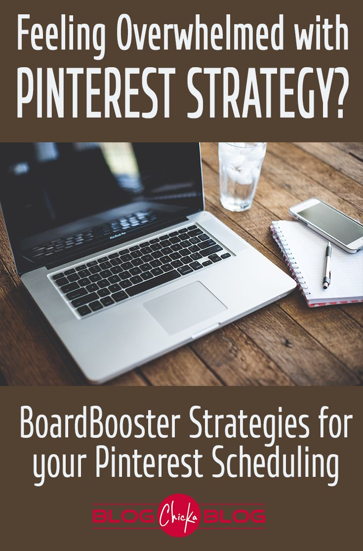 BoardBooster is the most exciting thing to happen to Pinterest Scheduling! Faster, Better, Consistent and you can put it on Autopilot! I have increased my Pinterest Analytics by 600% since I started using it!