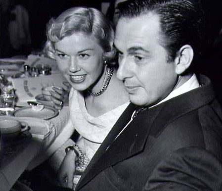 Doris Day & Martin Melcher...her 3rd husband was Martin Melcher, whom she married on April 3, 1951. This marriage lasted until Melcher's death in 1968. Melcher adopted Day's son Terry, who, with the name Terry Melcher, became a successful musician and record producer.[74] Martin Melcher produced many of Day's movies. She and Melcher were both practicing Christian Scientists.