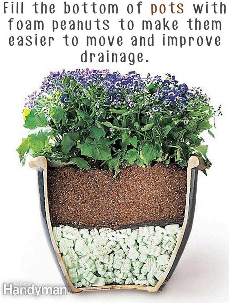 Herb Garden Ideas For A Balcony best 25+ gardening hacks ideas on pinterest | organic gardening