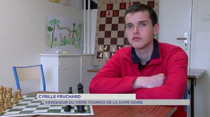 Bravo à Cyrille Fruchard qui a remporté le tournoi de Noël de Montigny-le-Bretonneux ! Sa réaction en vidéo