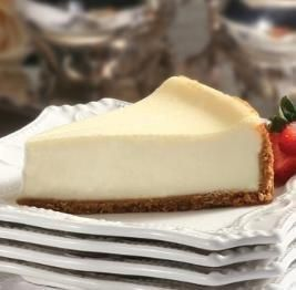 The Best Plain Cheesecake | Gourmet Kosher Cooking - made this for mom's bday and it tastes as good as a restaurants cheesecake - turned out perfectly too!
