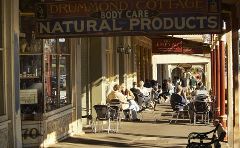 Day trip: Castlemaine