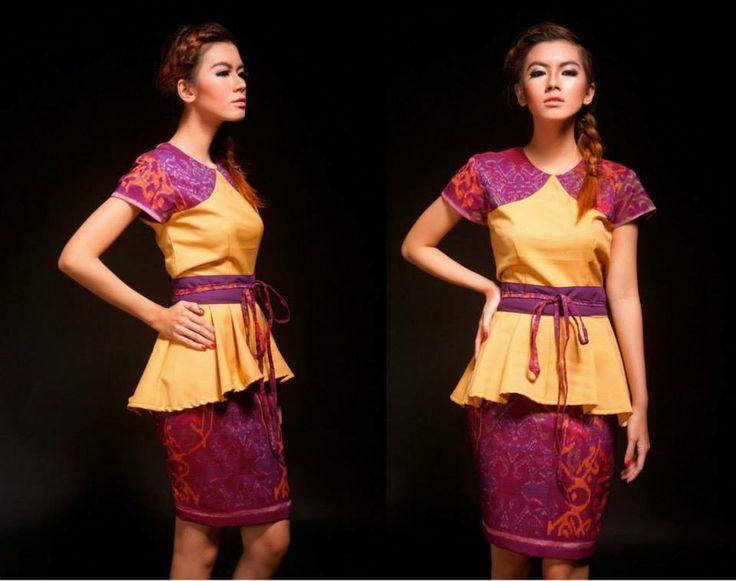 Tenun Indonesia - Ivory ByOvi