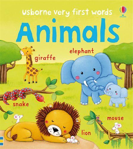 usborne very first words Animals - Căutare Google