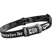 Princeton Tec Headlamp use to light your way on or off the bike. Great for trail riding, strap to your helmet and illuminate what your actually looking toward. Comes with a 5-year warranty and batteries.