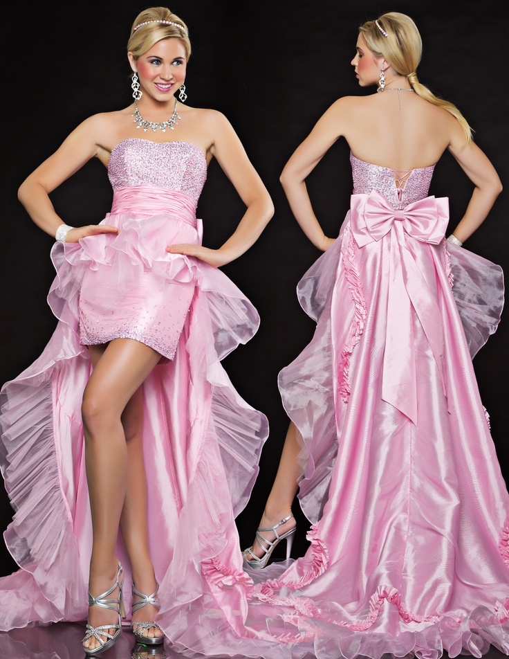 18 best High-Low dresses images on Pinterest | High low dresses ...