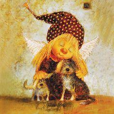 Рыжий Ангел... Галина Чувиляева. Обсуждение на LiveInternet - Российский Сервис Онлайн-Дневников