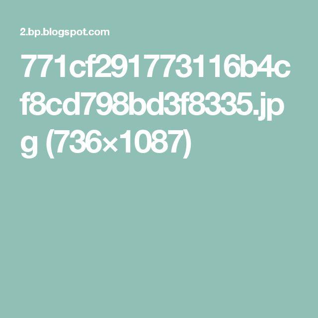 771cf291773116b4cf8cd798bd3f8335.jpg (736×1087)