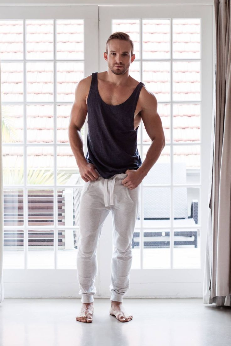 Great casual wear for me for wearing around the house or for getting a quick coffee. Black top and white pants.
