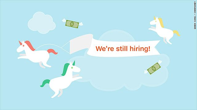Tech unicorns have hundreds of job openings March 22