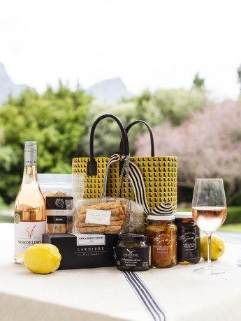 Fruits of Africa Basket - https://www.rubyroadafrica.com/shop-online/gifts-for-home-and-garden/buy-gourmet-gifts-online/fruits-of-africa-basket-chaloner-franschhoek-gift-detail