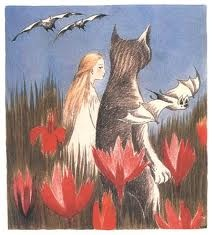 Alice by Tove Jansson #ScanAdventures
