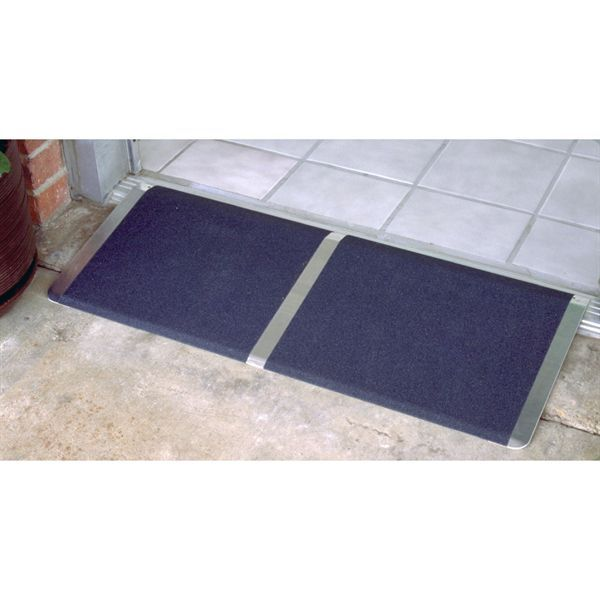 Pvi Aluminum Solid Threshold Ramp Ada Products For