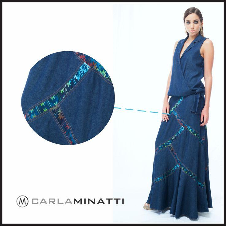 La combinación Batik -Indigo hace parte de nuestra actual colección Arabia y también la estamos trabajando en nuevos diseños de la próxima colección en el mes de Marzo.
