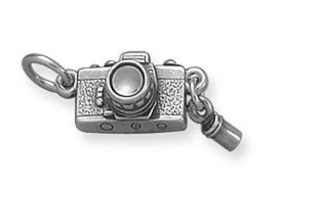 Camera James Avery charm