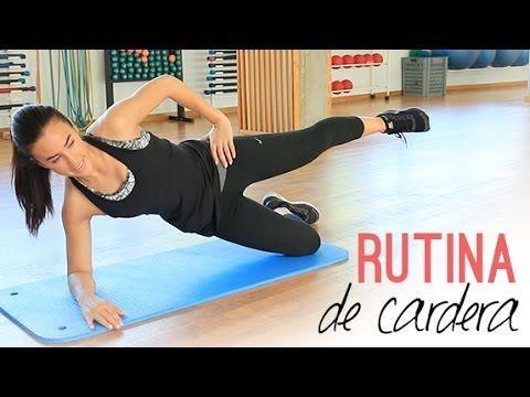 Rutina de ejercicios de cadera