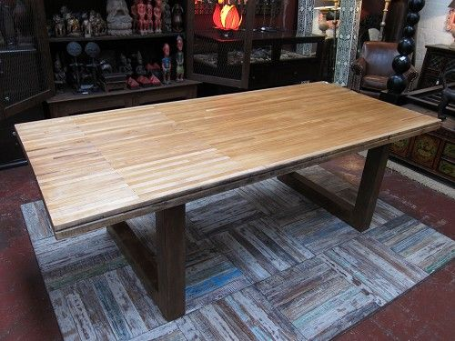 Bowling Alley Table With Or Base