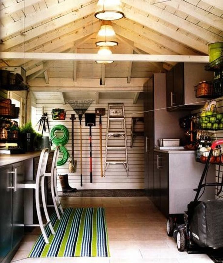 239 best h - garage ideas images on pinterest | home, garage