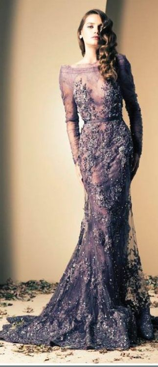 Ziad Nakad Couture Fall-Winter 2013-2014