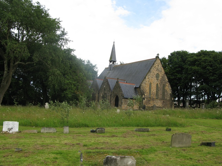 Coundon - St James' Churchyard