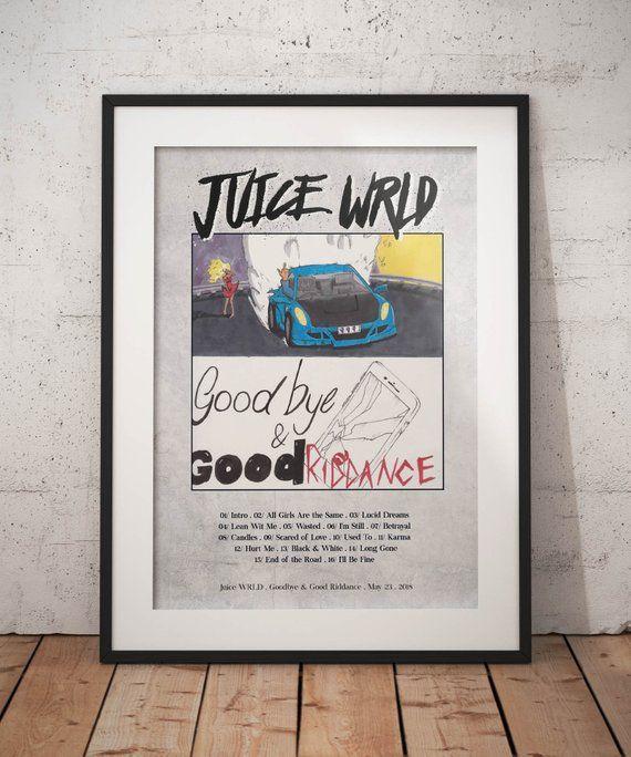 juice wrld goodbye good riddance