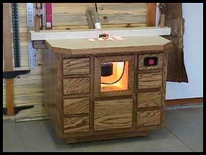 Router Table For Woodworkers